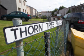 Thorn Tree Place in Oakley.