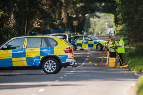 Cyclist dies following head-on collision with van on country