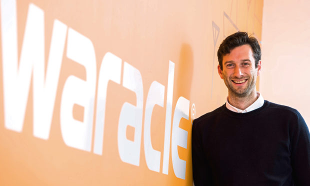Waracles business development director David Romilly.