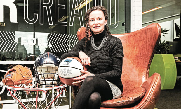 Lesley Eccles is one of the co-founders of FanDuel.