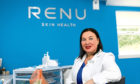 Kristeen Geddes, clinical director of Renu Skin Clinic.
