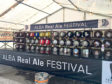 The Royal Tay Yacht Club is hosting its eighth Alba Beer Festival this weekend.