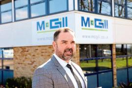 McGill owner Graeme Carling
