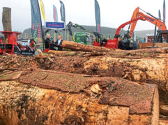 Forestry Expo was designed to appeal to farmers as well as foresters.