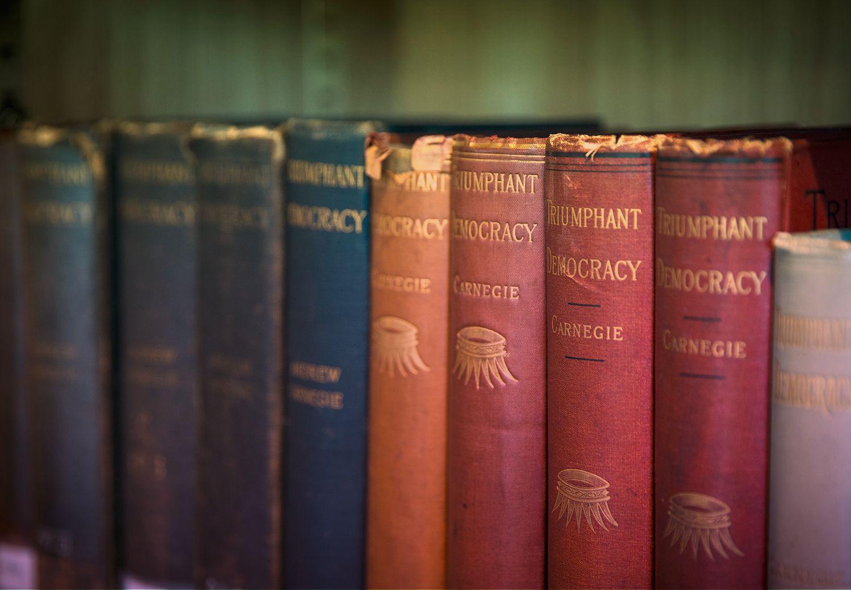 FEATURE: Dunfermline-born philanthropist Andrew Carnegie