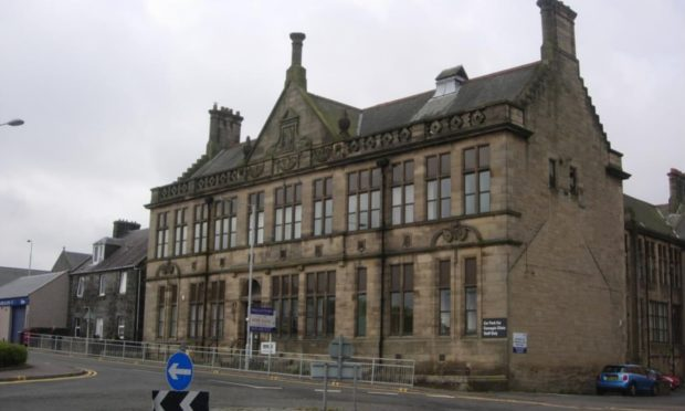 Housing plan submitted for Dunfermline's historic former Carnegie