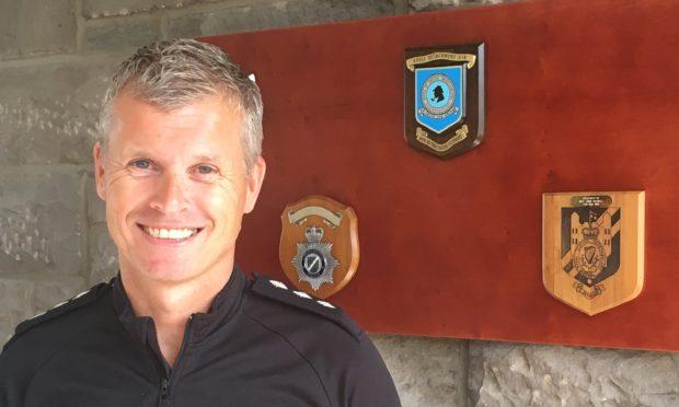 Chief Inspector Wayne Morrison,