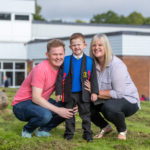 Daniel among hundreds of new P1s in Fife and Perthshire after successful kidney transplant