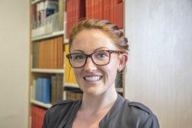 Dr Claire Sallis.
