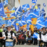 Organisers say 20,000 could join All Under One Banner independence march in Perth