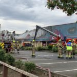 Animals confirmed as safe as B&M store fire in Perth affects nearby pet shop