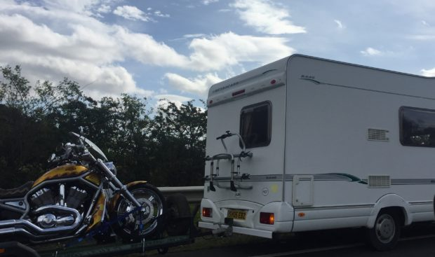 A90 blockage between Forfar and Dundee after campervan breaks down - The Courier