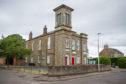 The Panmure Centre in Carnoustie.