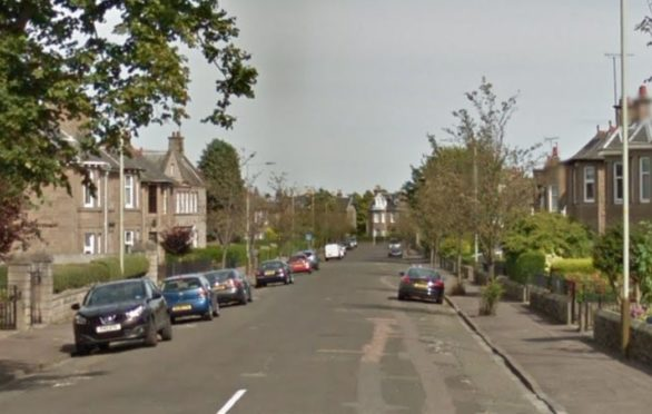 Hunt on for man who tried door handle of Dundee home then stole from car - The Courier
