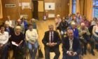 Pete Wishart announced that he has referred the council to Audit Scotland at a public meeting in Tummel Bridge he co-hosted with Cllr Mike Williamson on Wednesday.