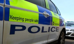 Police have appealed for witnesses to the collision on Dunnikier Way.