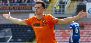 Dundee United manager Robbie Neilson confirms Lawrence Shankland will be available to face Alloa