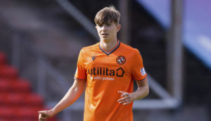 Dundee United resign themselves to losing Scott Banks after he turns down new contract offer