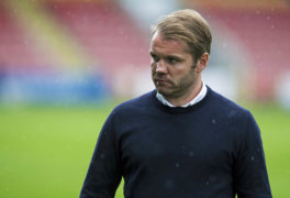 Dundee United manager Robbie Neilson to celebrate first anniversary with new deal