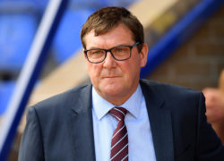 St Johnstone boss Tommy Wright not keen on 'stop-start' season but still proud of his international players