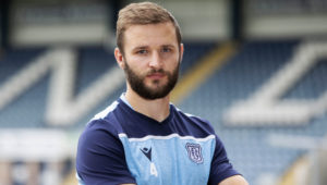 Dundee's Jamie Ness has renewed hope that injury woes could finally be over as he prepares for Motherwell cup clash
