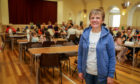 Judy Hamilton at the successful Cafe Inc in Lochgelly