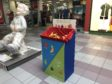 The fruit stand at Perth's St John's Shopping Centre.