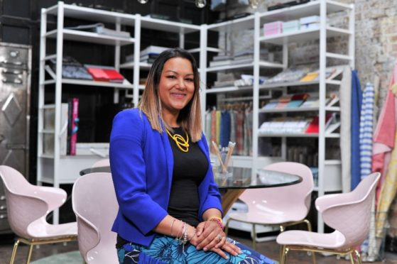 Fife woman to show off interior design talent on BBC