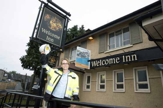 Debbie Little will take on The Welcome Inn when it reopens in November.