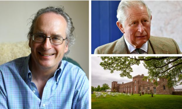Euan Macpherson is urging Prince Charles to hold his coronation, should it happen, at Scone Palace.