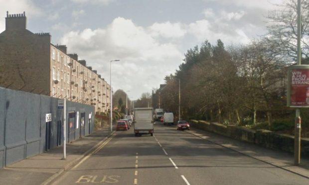 Dens Road (stock image).