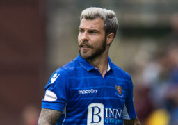 Richard Foster looks to be on his way out of St Johnstone (but Stevie May deal could be back on)