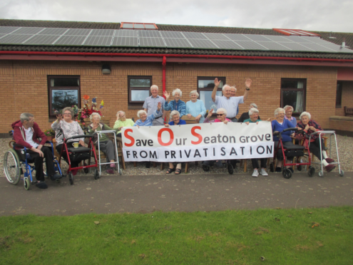 Campaigners continue their fight.