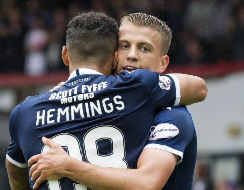 Kane Hemmings and Andrew Nelson.