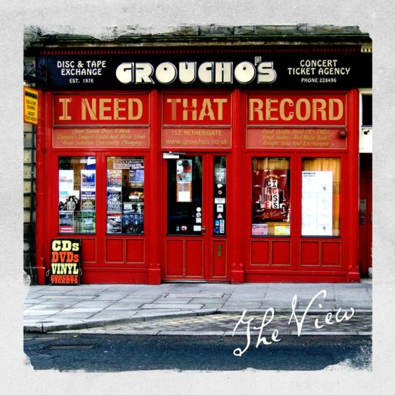 This single by The View's flagship was almost  unavailable to buy in Dundee - until Groucho's intervened. The Dryburgh four-piece's remake of I Need That Record by The Tweeds was the official anthem for Record Store Day in 2011.