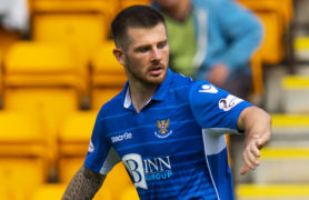 St Johnstone keen to extend Matty Kennedy's stay at McDiarmid Park