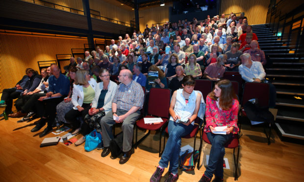 The inaugural Revive conference at Perth Theatre was well attended.