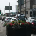 Gridlock as Dundee city centre goes back to the 80s