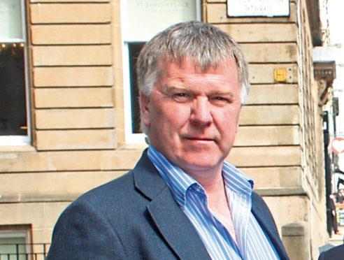 Former NFUS president Jim Walker, Scotland's voice on the Bew Review advisory panel.