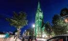 The iconic St Matthews Church, Tay Street, Perth.