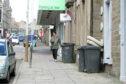 Albert Street has fallen into disrepair.
