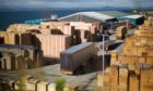 Scott Group's Burntisland yard
