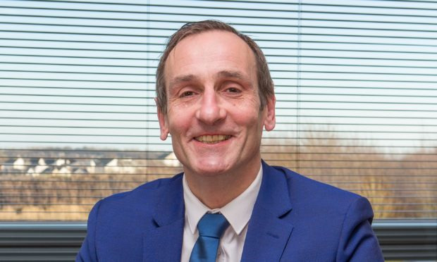 Fife Chamber of Commerce chief executive Alan Mitchell