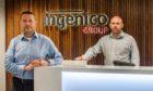 Simon Fairbairn and Matt Kennedy of Ingenico  CR0013641  (c) Wullie Marr Photography