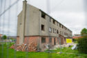 Arbroath's Timmergreens area is undergoing a housing transformation.