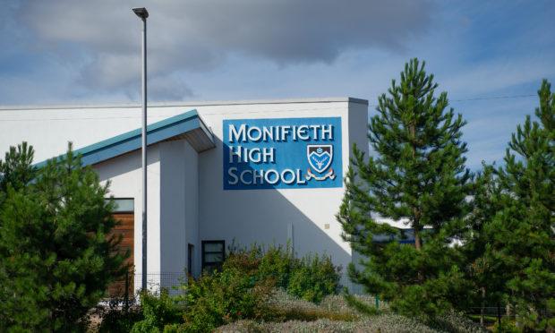 Monifieth High School.