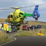 "Motorcyclist in hospital after ""serious"" crash near Pitlochry"