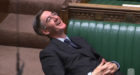Leader of the House of Commons Jacob Rees-Mogg.