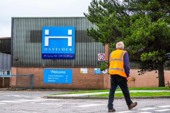 Havelock went into administration last month.