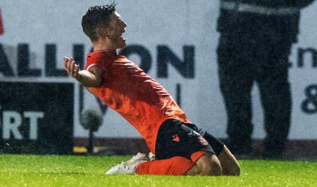 Dundee United assistant boss Gordon Forrest admits full squad has played its part in perfect start to the league season - The Courier